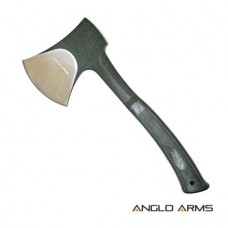 11.4 inch Axe with Rubber Handle and ABS Sheath (201)
