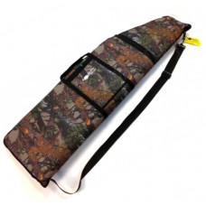 50 inch Buffalo River Dominator FT PCP Gun bag Camouflage