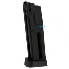 KWC MAGS 226 Series 4.5mm Co2 ( 18 shot steel BB ) Spare Magazine (Compatible with Cybergun/SIG Co2 KW-117)
