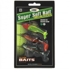 Pack of 3 Super Soft Baits (SB-004)