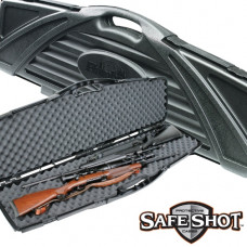 Flambeau Safe Shot Oversized Double Hard Gun Case Black ( 6499NZ ) 53.5 inch x 16.5 inch x 4.5 inch