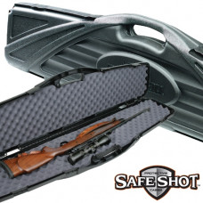 Flambeau Safe Shot Oversized Single Hard Gun Case Black ( 6489NZ ) 53.5 inch x 13.5 inch x 4.5 inch