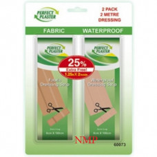 2.5 METRE 2 PACK DRESSING (PERFECT PLASTER)