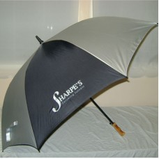 30 inch GOLF SHARPE'S AUTOMATIC UMBRELLA