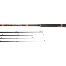 10ft XL TECHNIQUE MULTI-TIP FEEDER ROD 5 piece XLT106, extra £10.00 of price when collected from store